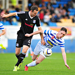 Morton v Ayr United | Scottish League One | 18 October 2014