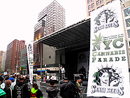 USA : Cannabis Parade New York City
