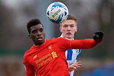 170212 Huddersfield Town U23 v Liverpool U23