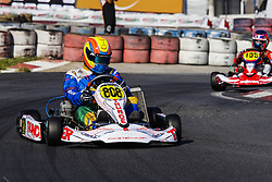 June 23, 2018 - Cotia, Brazil - COTIA, SP - 23.06.2018: OPEN BRASILEIRO DE KART - Open Brazilian Kart Championship being held this weekend at Kartódromo Granja Viana, in Cotia, in Greater São Paulo and already has more than 170 registered drivers. The competition is the final preparation before the 53rd Brazilian Kart, which for the first time will also be hosted at the KGV between July 9 and 21. No highlight Alberto Cattucci pilot of the Senior category A. (Credit Image: © Emerson Santos/Fotoarena via ZUMA Press)