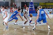 DESCRIZIONE : Bormio Torneo Internazionale Maschile Diego Gianatti Italia Svezia <br /> GIOCATORE : Daniel Hackett<br /> SQUADRA : Italia Italy<br /> EVENTO : Raduno Collegiale Nazionale Maschile <br /> GARA : Italia Svezia Italy Sweden <br /> DATA : 16/07/2009 <br /> CATEGORIA :  palleggio<br /> SPORT : Pallacanestro <br /> AUTORE : Agenzia Ciamillo-Castoria/G.Ciamillo