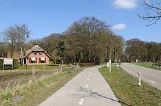 Houtdorp, Ermelo, Veluwe, Netherlands