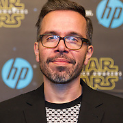 NLD/Amsterdam/20151215 - première van STAR WARS: The Force Awakens!, Michiel Veenstra