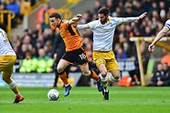 Wolves v Sheffield Wednesday