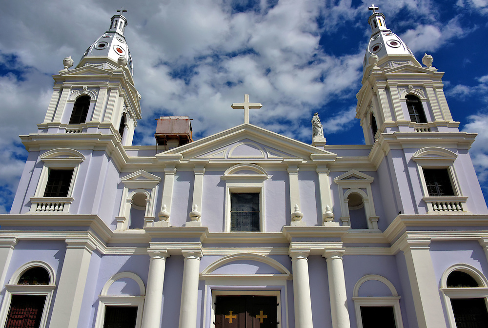 Our Lady of Guadalupe Cathedral in Ponce, Puerto Rico<br />