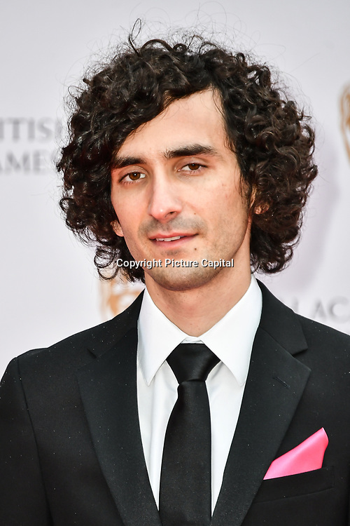 Ben Esposito Arrivers at the British Academy (BAFTA) Games Awards at Queen Elizabeth Hall, Southbank Centre  on 4 March 2019, London, UK.