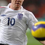NLD/Amsterdam/20061115 - Voetbal, Nederland - Engeland, Andrew Johnson