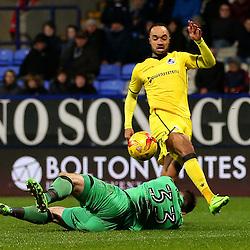 Bolton Wanderers v Bristol Rovers