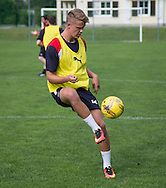 Dundee&rsquo;s Mark O&rsquo;Hara -  Dundee FC pre-season training camp in Obertraun, Austria<br /> <br />  - &copy; David Young - www.davidyoungphoto.co.uk - email: davidyoungphoto@gmail.com