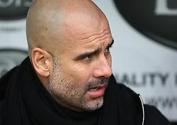 Manchester City manager Josep Guardiola - Mandatory by-line: Jack Phillips/JMP - 03/02/2018 - FOOTBALL - Turf Moor - Burnley, England - Burnley v Manchester City - English Premier League