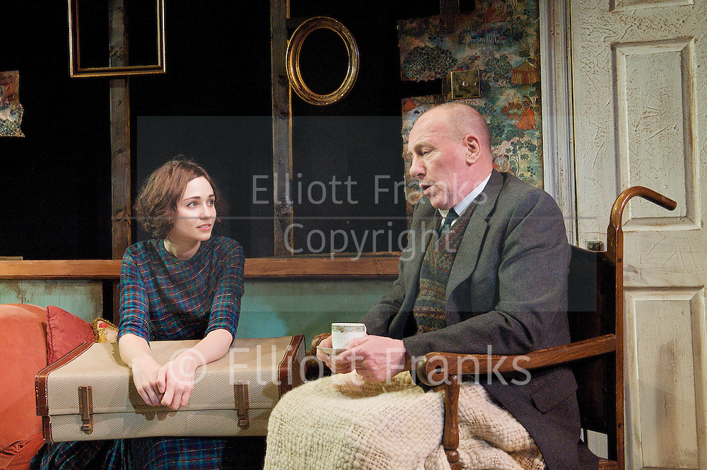 The Living Room by Graham Greene <br />