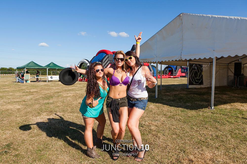Dunton Hall Festival - at Dunton Hall, Kingsbury, United Kingdom<br /> Picture Date: 19 July, 2013