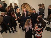 Opening of Galerie Thaddaeus Ropac London, Ely House, 37 Dover Street.. Mayfair. London. 26 April 2017.