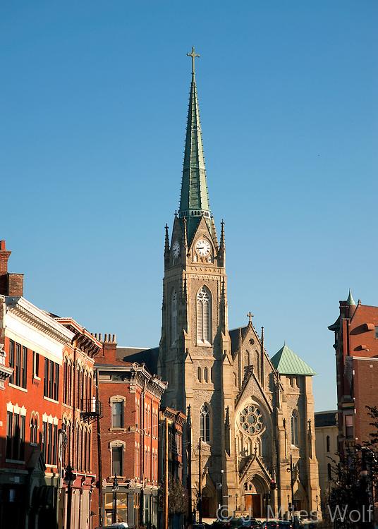 St. Francis De Sales Cincinnati Ohio