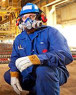 Zinc, Met-Mex. Torreón, Coahuila, Mexico - Industrias Peñoles