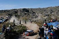 MOTORSPORT - WRC 2011 - ARGENTINA RALLY - CORDOBA 26 TO 29/05/2011 - PHOTO : BASTIEN BAUDIN / DPPI - <br /> 11 PETTER SOLBERG (NOR) / CHRIS PATTERSON (GBR) - CITROËN DS3 WRC - PETTER SOLBERG WRT - ACTION