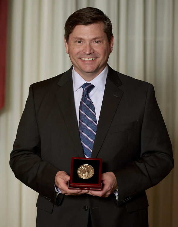 Rob Painter, Konneker Medal winner