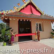 Chapelle Simoungkhoune : Inauguration