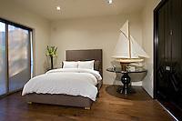 Showpiece in bedroom of manor house