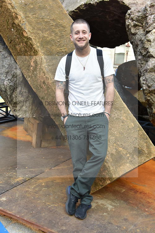 Tyrone Wood at the Royal Academy Of Arts Summer Exhibition Preview Party 2018 held at The Royal Academy, Burlington House, Piccadilly, London, England. 06 June 2018.
