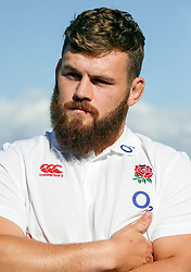 Luke Cowan-Dickie (Exeter Chiefs) - Mandatory by-line: Steve Haag/JMP - 05/06/2018 - RUGBY - Kashmir Restaurant - Durban, South Africa - England Rugby Press Conference, South Africa Tour