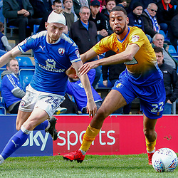 Chesterfield v Mansfield Town