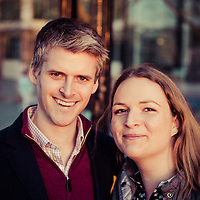 22.04.2015 (C) Blake Ezra Photography 2015. <br /> Joanna and Patrick Engagement Shoot at London Bridge. <br /> www.blakeezraphotography.com<br /> Not for third party or commercial use.