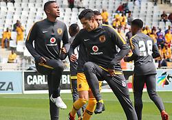 PSL: Siyabonga Ngezana and Leonardo Castro - Cape Town City v Kaizer Chiefs, 15 September 2018