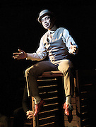 Stephen Sondheim's <br /> Road Show<br /> at the Menier Chocolate Factory, London, Great Britain <br /> press photocall <br /> 5th July 2011 <br /> <br /> European Premier<br /> <br /> David Bedella (as Wilson Mizner)<br /> <br /> Photograph by Elliott Franks