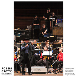 The Vector Wellington Orchestra perform Fire And Ice, a collaboration with percussion group Strike and Footnote Dance, for a group of schools at the Michael Fowler Centre, Wellington New Zealand.