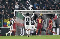 23.12.2017 - Torino - Serie A 2017/18 - 18a giornata  -  Juventus-Roma nella  foto: Medhi Benatia segna il gol dell' 1 a 0