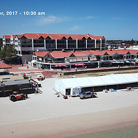 2017-Rockingham Beach Cup-Aerial Setup Shots