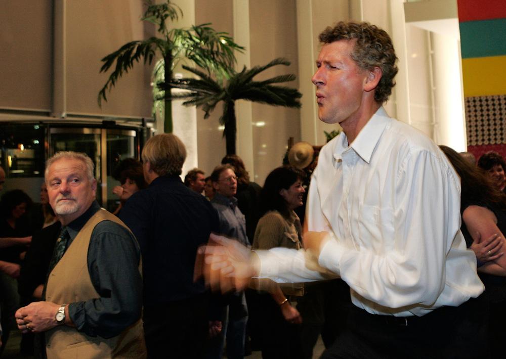 Foto: Gerrit de Heus. OCW. Punt 10/04. Den Haag. 08/10/04. Personeelsfeest.