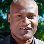 NLD/Rijswijk/20110601 - Uitreiking Talkies Terras Award 2011, Winston Bogarde