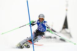 29.12.2013, Hochstein, Lienz, AUT, FIS Weltcup Ski Alpin, Damen, Slalom 2. Durchgang, im Bild Nicole Hosp (AUT) // Nicole Hosp of (AUT) during ladies Slalom 2nd run of FIS Ski Alpine Worldcup at Hochstein in Lienz, Austria on 2013/12/29. EXPA Pictures © 2013, PhotoCredit: EXPA/ Oskar Höher