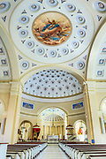 America's First Cathedral, the Basilica of the National Shrine of the Assumption of the Blessed Virgin Mary,  Baltimore, Maryland, USA