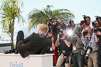 Jérémie Renier poses for the photographers at the photo call for the film Saint Laurent at the 67th Cannes Film Festival, Saturday 17th May 2014, Cannes, France.