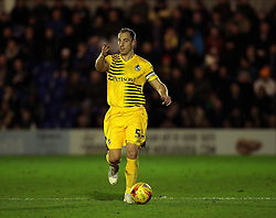 Mark McChrystal of Bristol Rovers - Mandatory byline: Robbie Stephenson/JMP - 07966 386802 - 26/12/2015 - FOOTBALL - Kingsmeadow Stadium - Wimbledon, England - AFC Wimbledon v Bristol Rovers - Sky Bet League Two