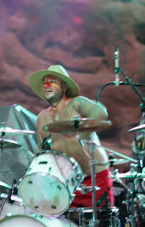 Pepper Live at Red Rocks with 311 and Offspringon the Unity Tour.
