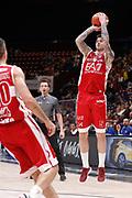 Micov Vladimir<br /> EA7 Olimpia Milano - The Flexx Pistoia<br /> Legabasket Serie A 2017/18<br /> Milano, 06/05/2018<br /> Foto MarcoBrondi / Ciamillo-Castoria