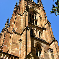 St Andrew&rsquo;s Cathedral in Sydney, Australia<br />