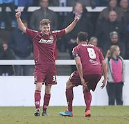 Hartlepool United v Stevenage 140215