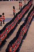 Trooping the Colour ceremony, Horseguards Parade