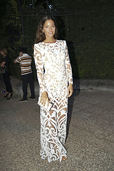 July 12, 2018 - Madrid, Spain - Malena Costa attends Vogue 30th Anniversary Party at Casa Velazquez on July 12, 2018 in Madrid, Spain. (Credit Image: © Oscar Gonzalez/NurPhoto via ZUMA Press)