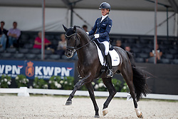 Cornelissen Adelinde, NED, Governor-STR<br /> World Championship Young Dressage Horses <br /> Ermelo 2016<br /> © Hippo Foto - Dirk Caremans<br /> 28/07/16
