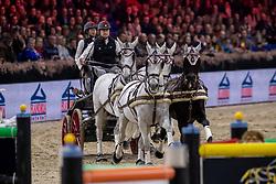 Weber Chester, USA, Baccara, Maestoso 51, Maestoso Mao, Ordog<br /> Jumping Mechelen 2019<br /> © Hippo Foto - Dirk Caremans<br />  30/12/2019