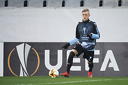 February 13, 2019 - MalmÃ, Sweden - 190213 Sören Rieks of Malmö FF during a training session ahead of the Europa League match between Malmö FF and Chelsea on February 13, 2019 in Malmö..Photo: Ludvig Thunman / BILDBYRÃ…N / kod LT / 35599 (Credit Image: © Ludvig Thunman/Bildbyran via ZUMA Press)