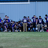 10-3-14 Berryville Football vs Gentry