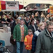 Lentemarkt 2000 Oostermeent, mensen overzicht