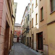 ITA/Parma/20120930- De binnenstad van Parma waar prinses Luisa Irene gedoopt is